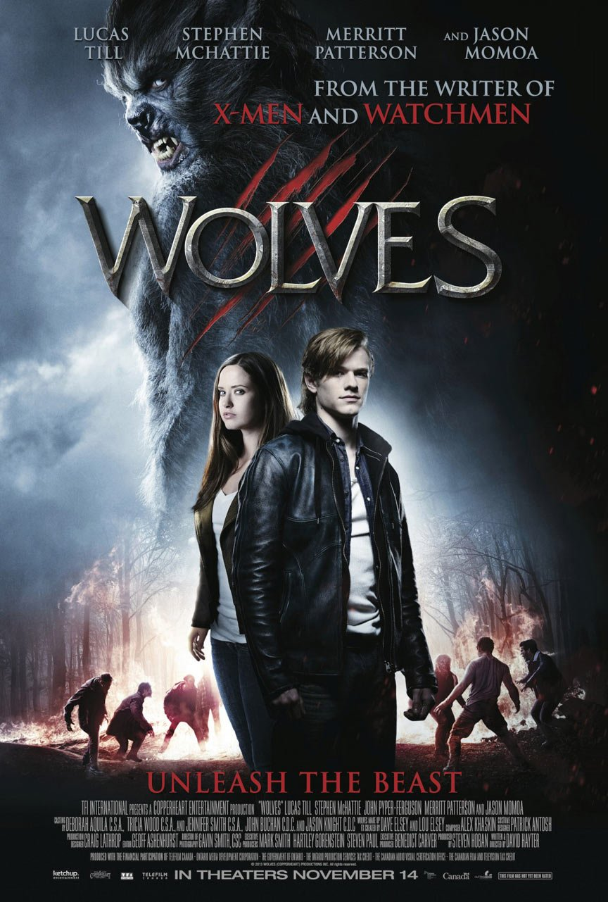 Wolves Poster #1
