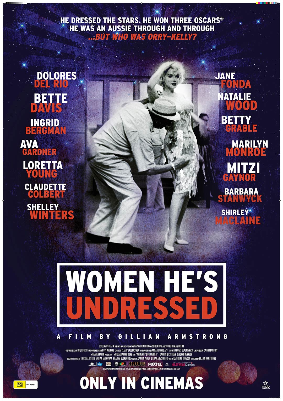 Women He's Undressed Poster #1