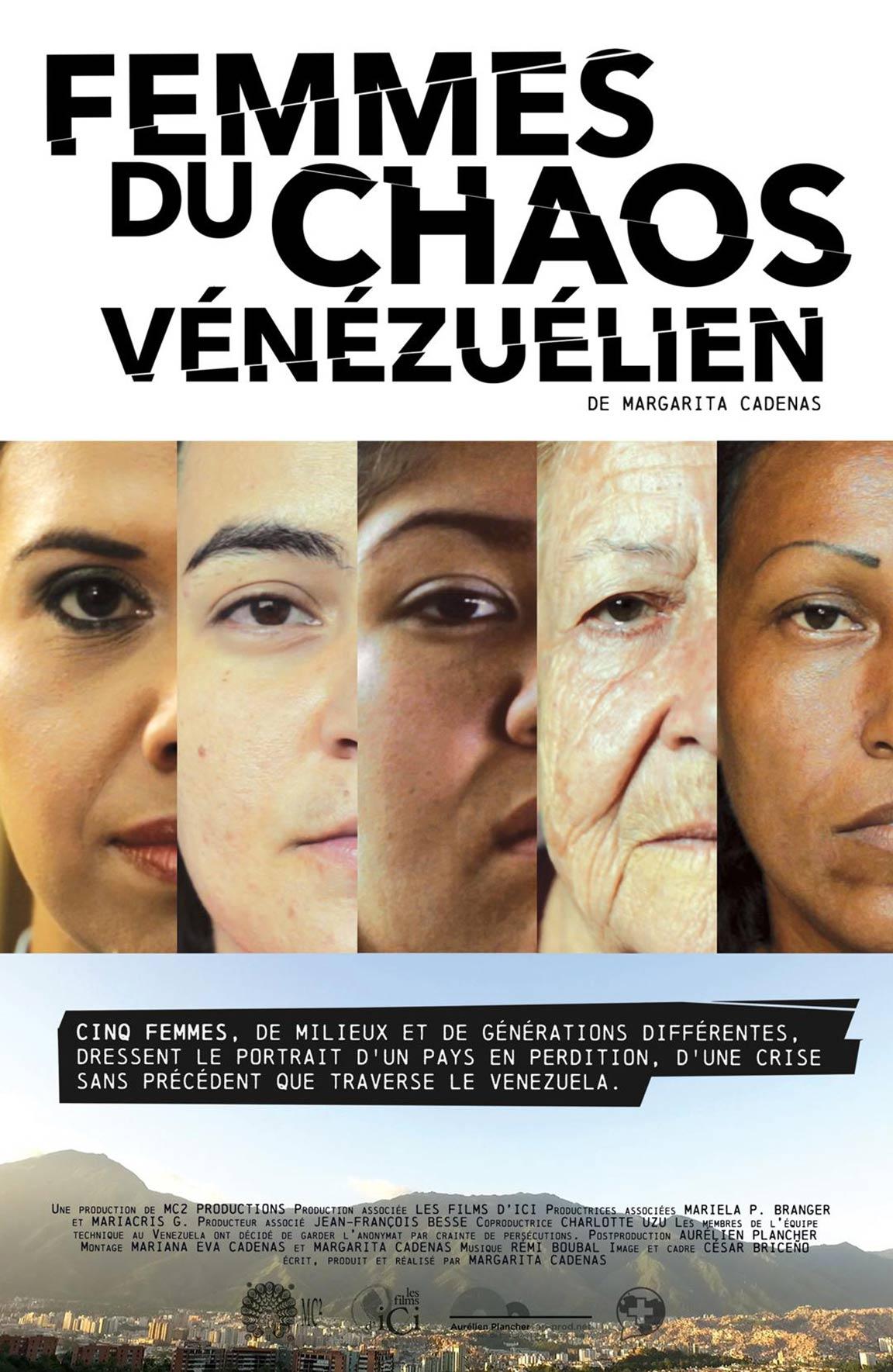 Women of Venezuelan Chaos Poster #1
