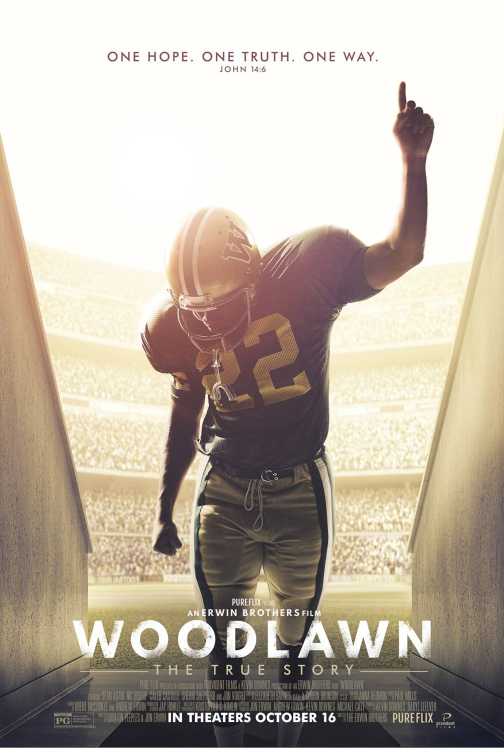 Woodlawn Poster #1