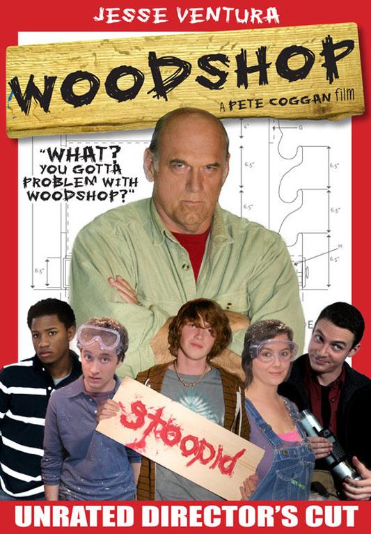 Woodshop Poster #1
