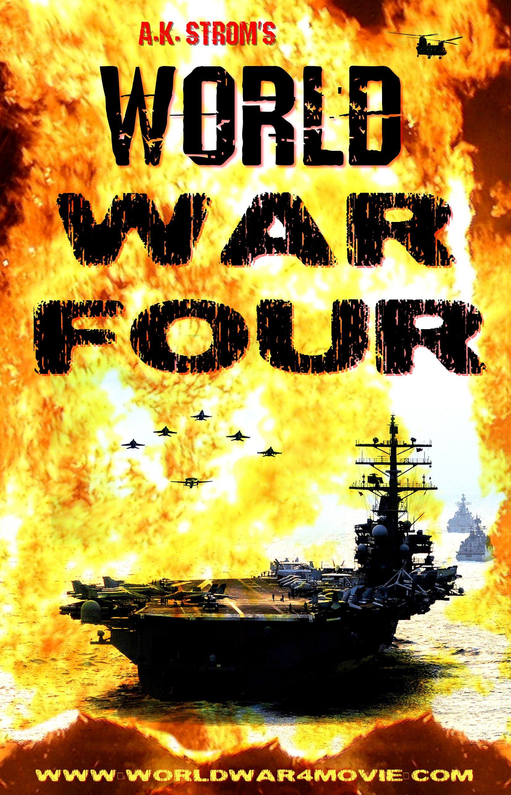World War Four Poster #1