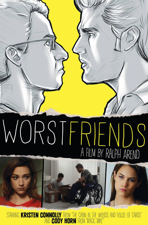 Worst Friends Poster #2