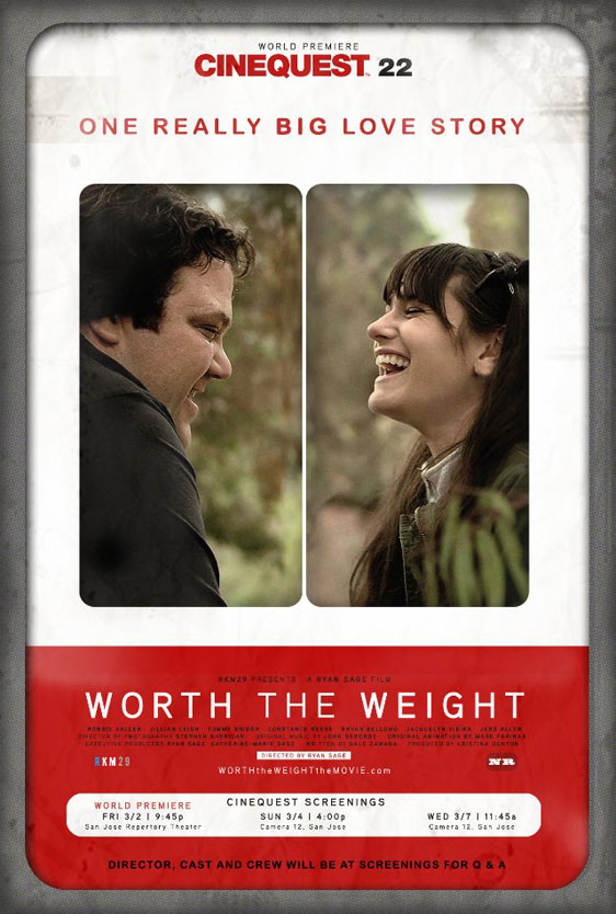Worth the Weight Poster #1