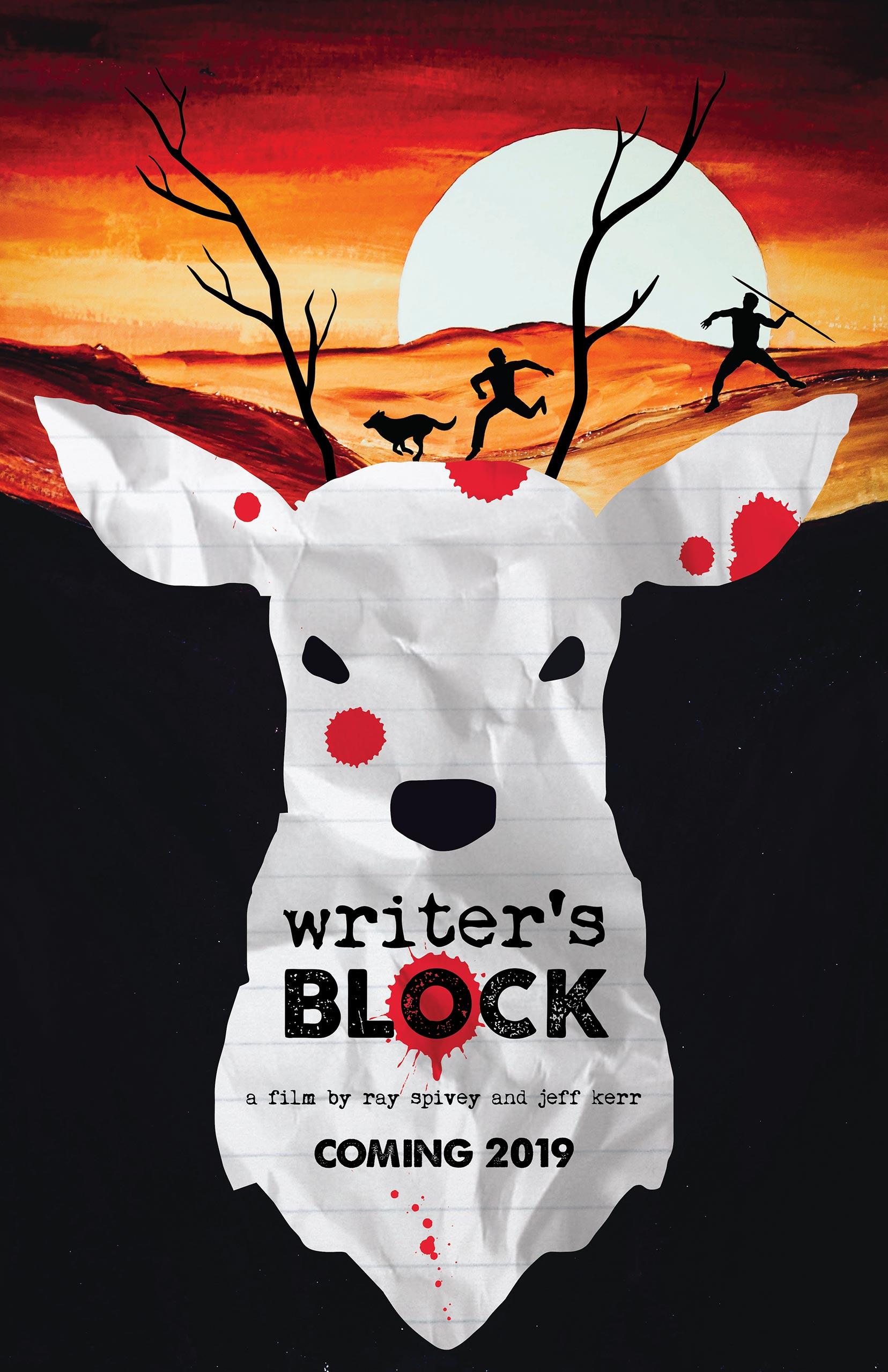 Writer's Block Poster #1