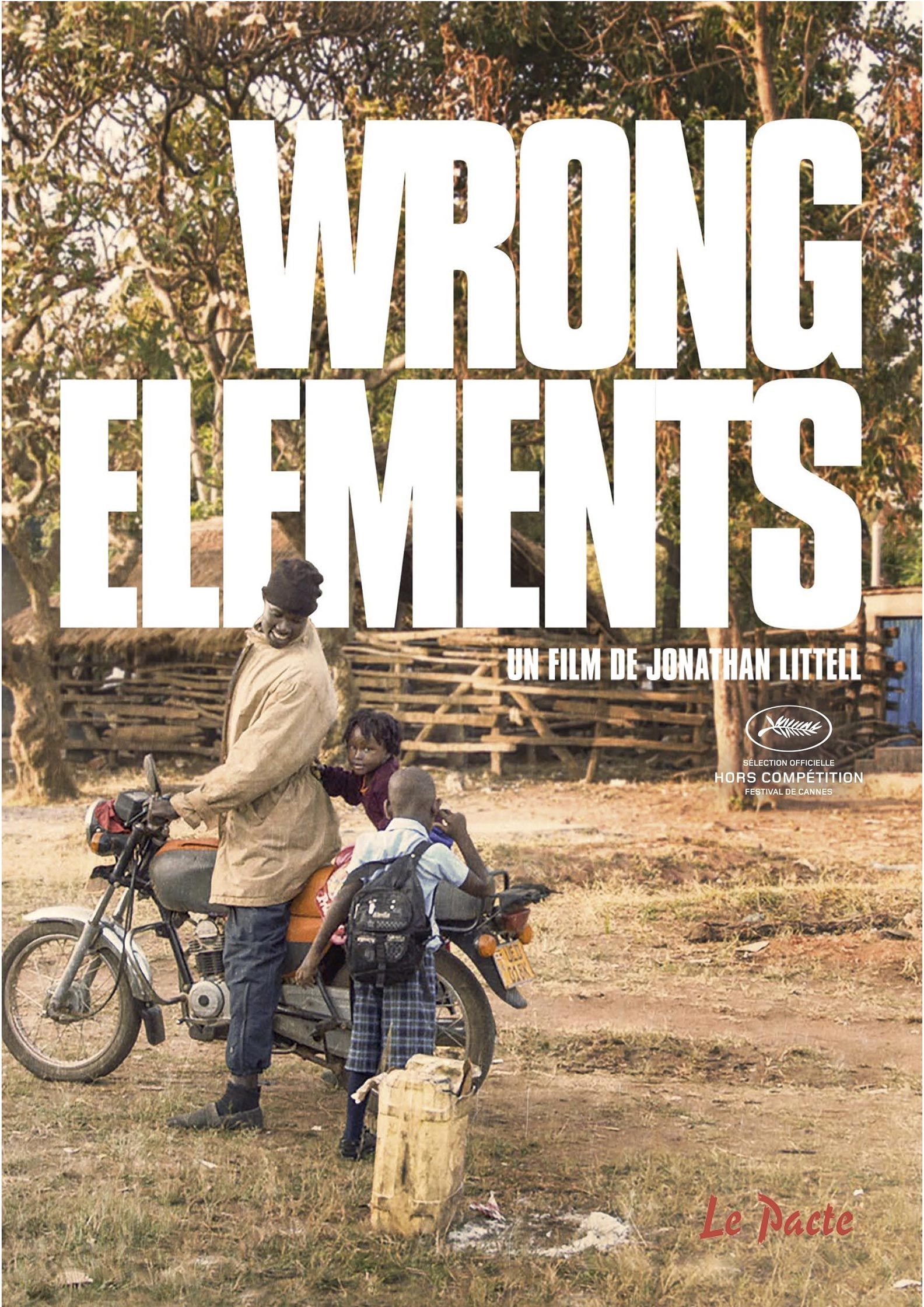 Wrong Elements Poster #1
