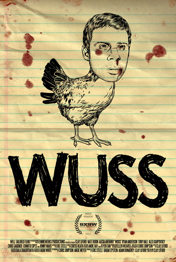 Wuss Poster #1