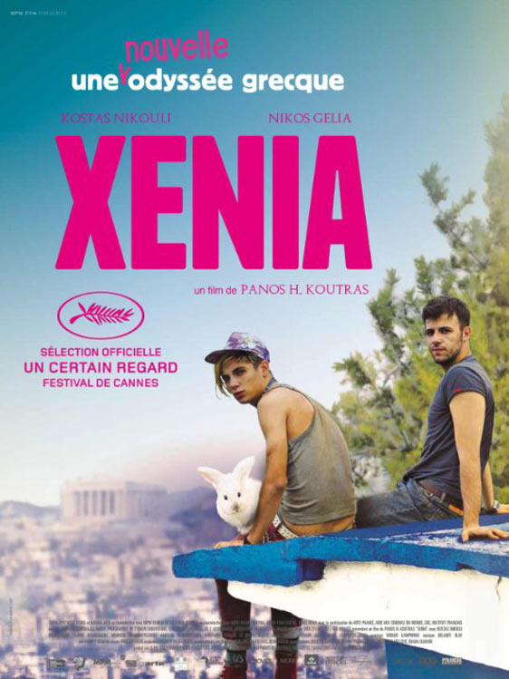 Xenia Poster #1