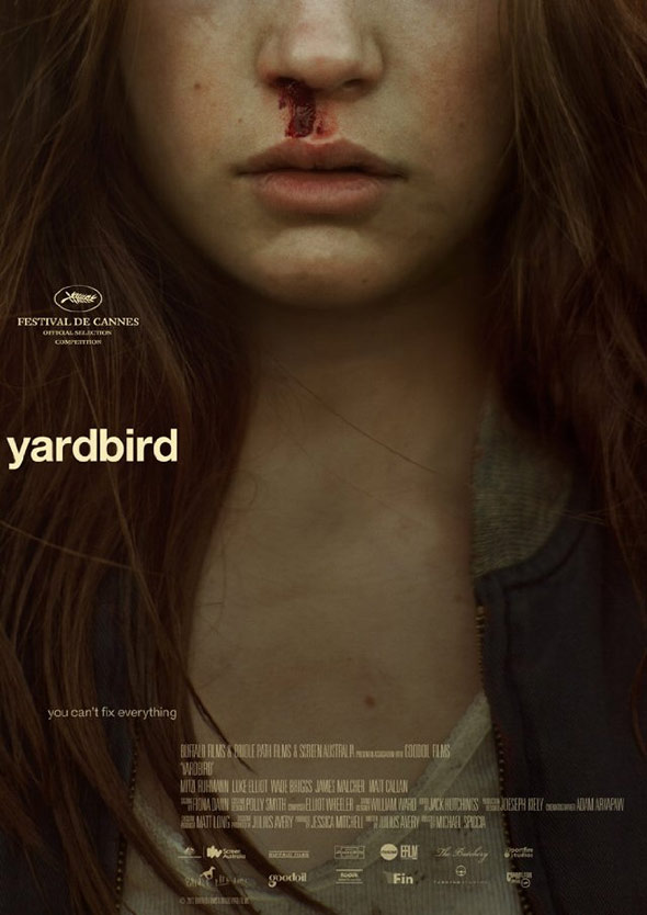 Yardbird Poster #1