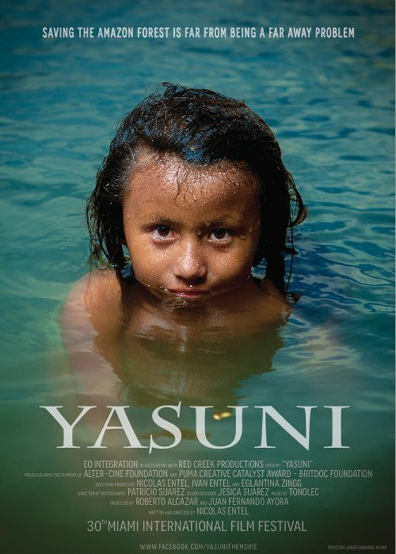 Yasuni Poster #1