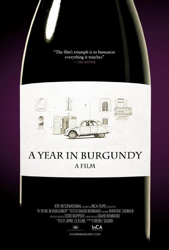 A Year in Burgundy Poster #1