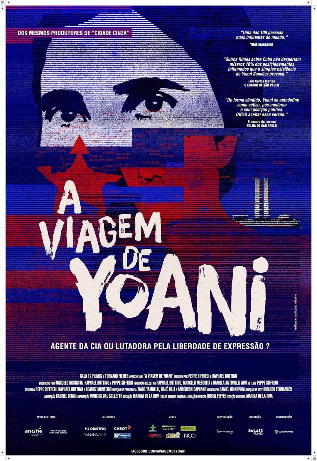 Yoani's Trip Poster #1