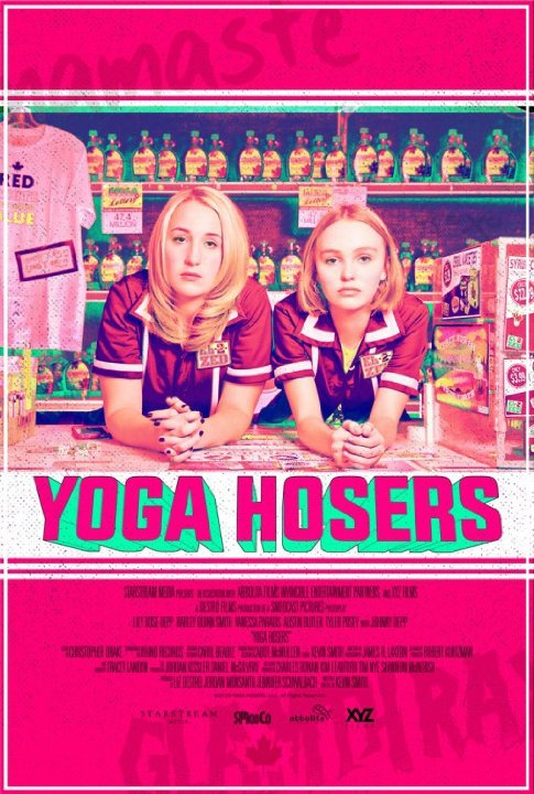 Yoga Hosers Poster #1