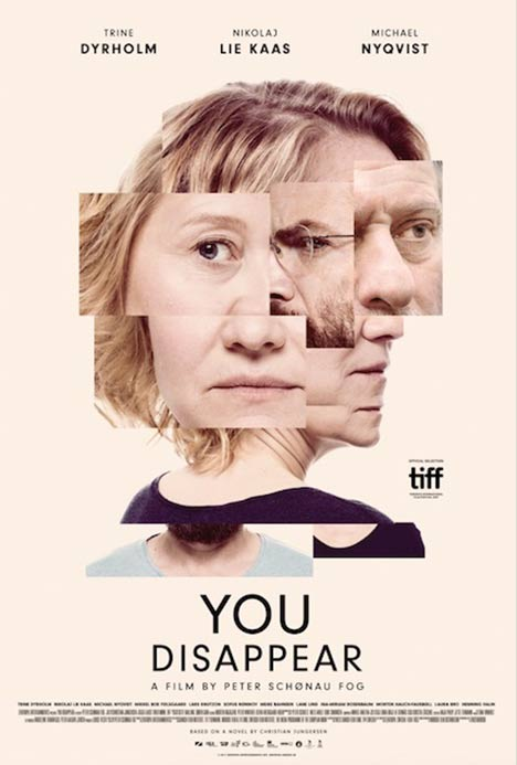 You Disappear Poster #1