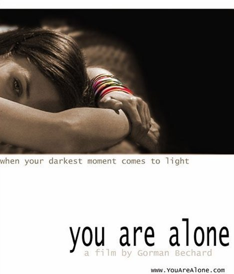 You Are Alone Poster #1