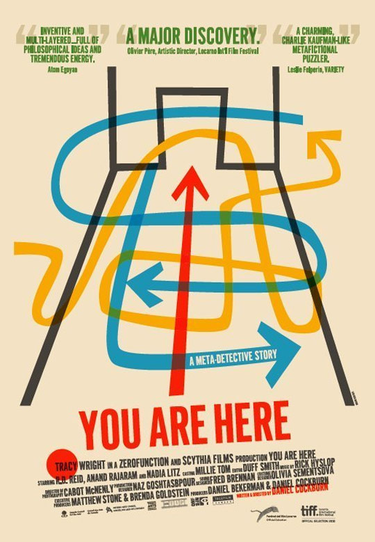 You Are Here Poster #1