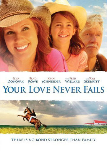Your Love Never Fails Poster #1