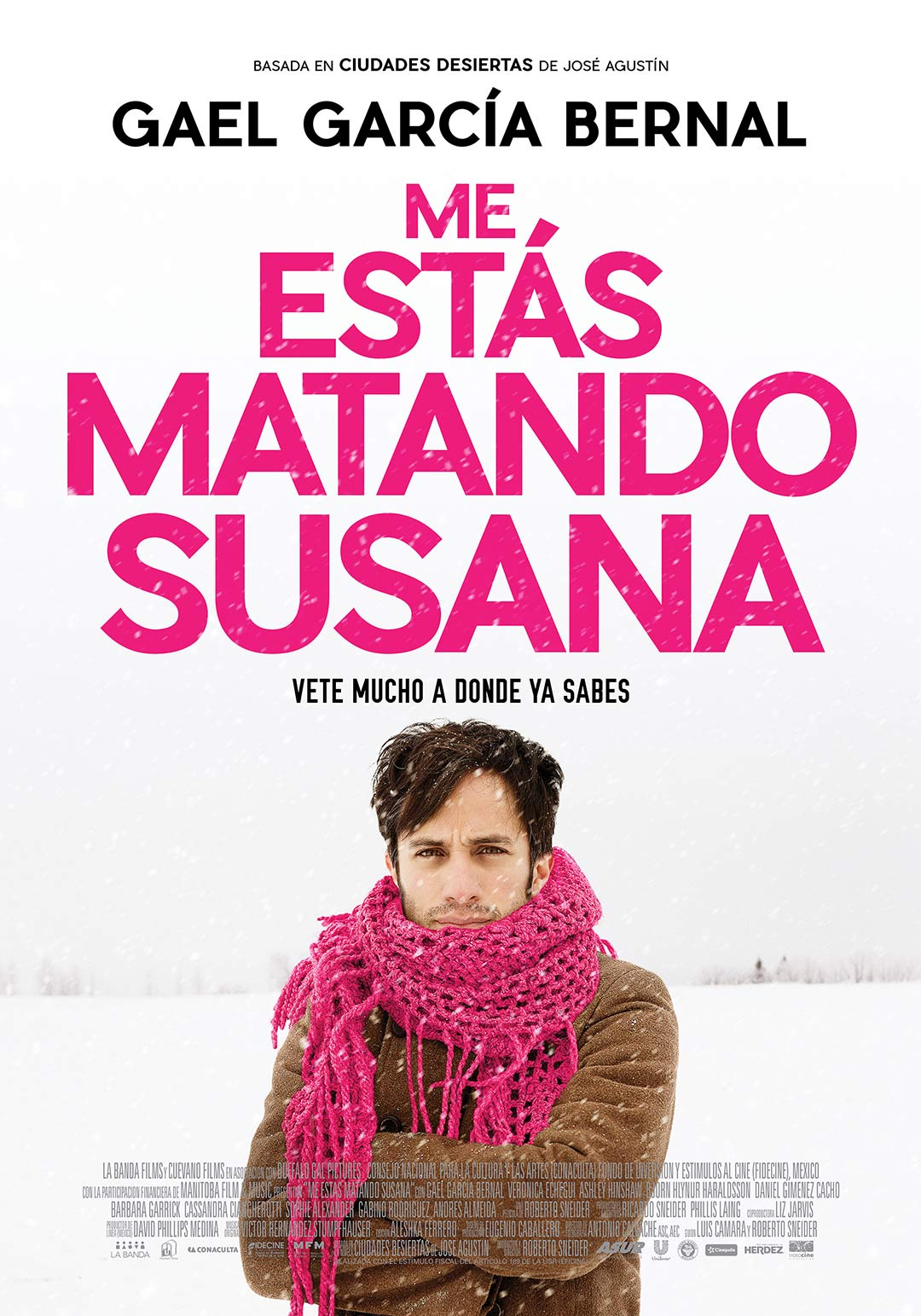 You're Killing Me Susana Poster #1