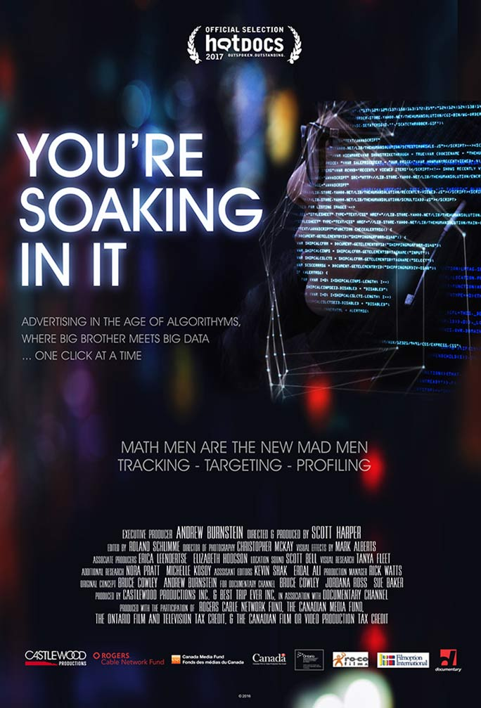 You're Soaking in It Poster #1