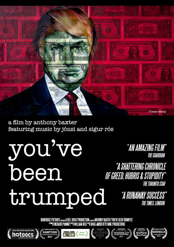 You've Been Trumped Poster #1