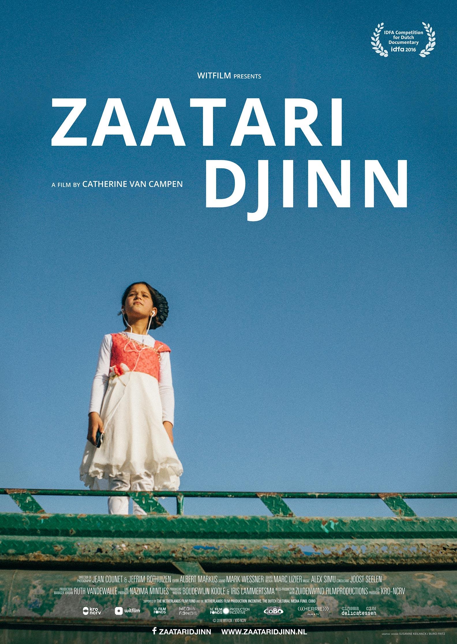Zaatari Djinn Poster #1
