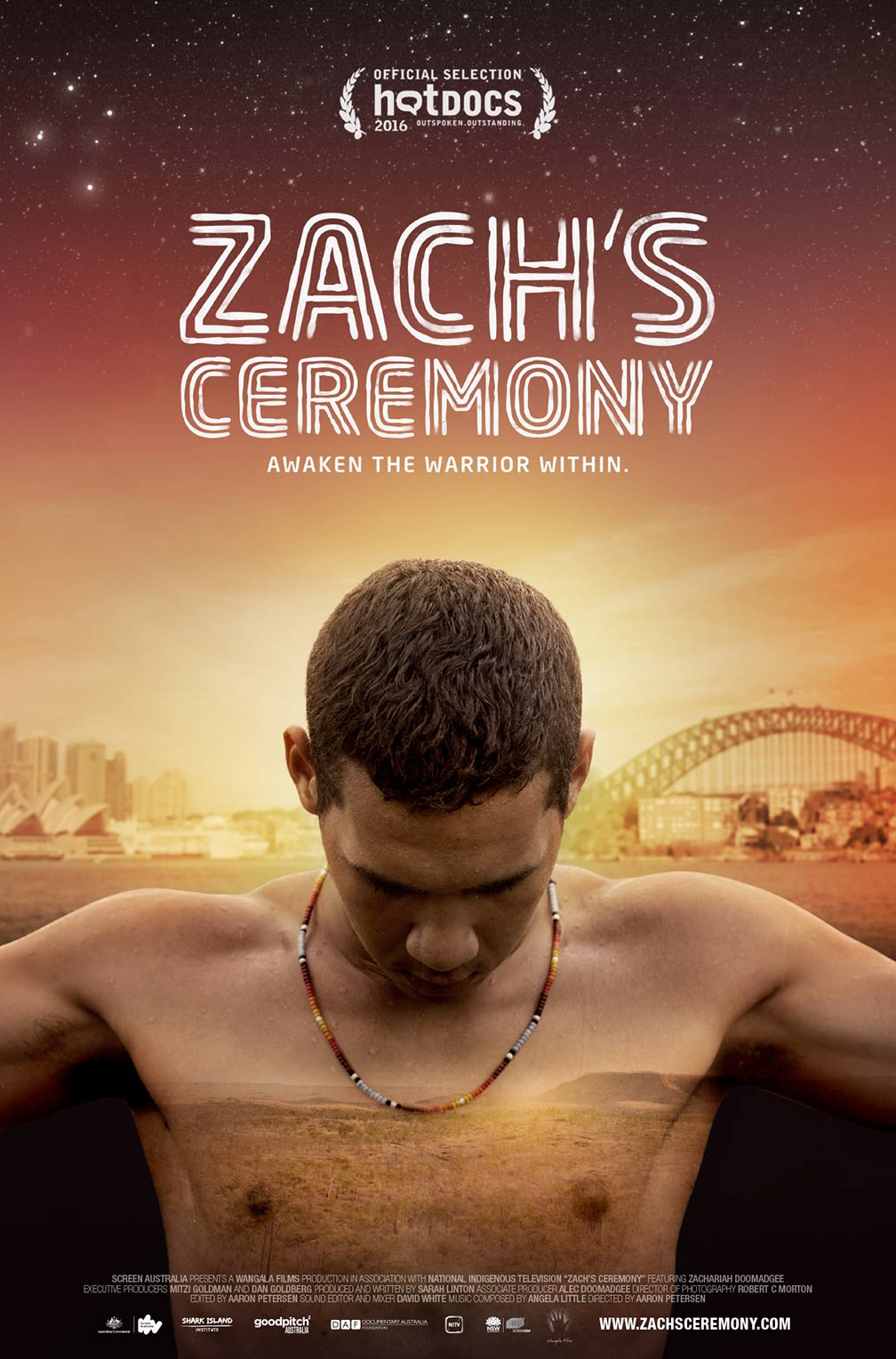 Zach's Ceremony Poster #1