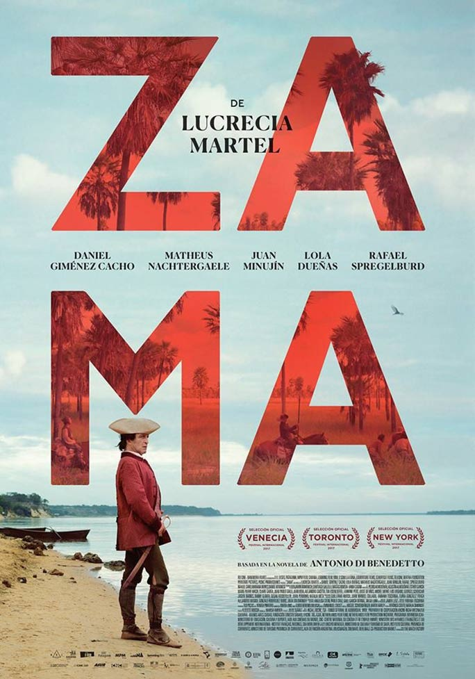 Zama Poster #1