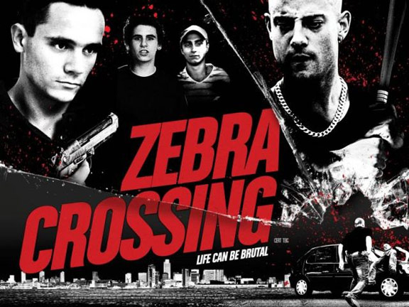 Zebra Crossing Poster #2