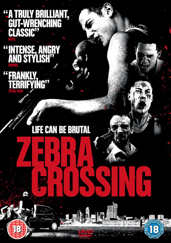 Zebra Crossing Poster #1