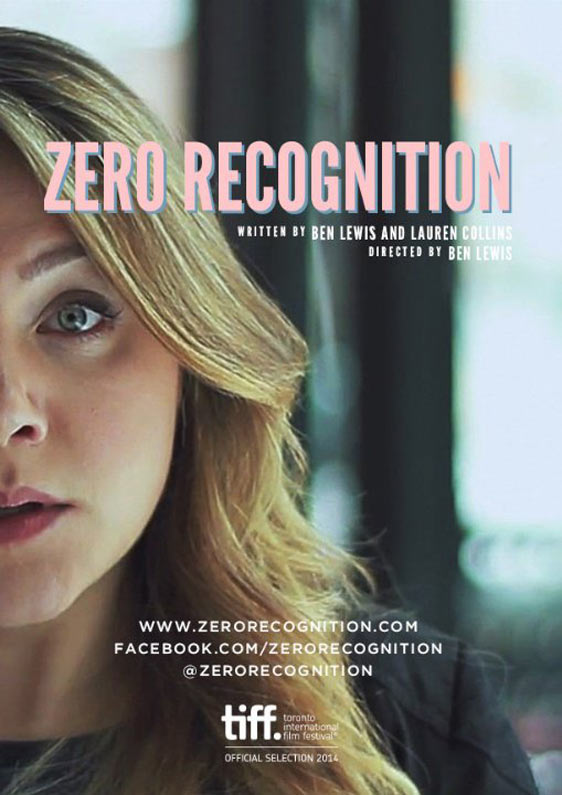 Zero Recognition Poster #1