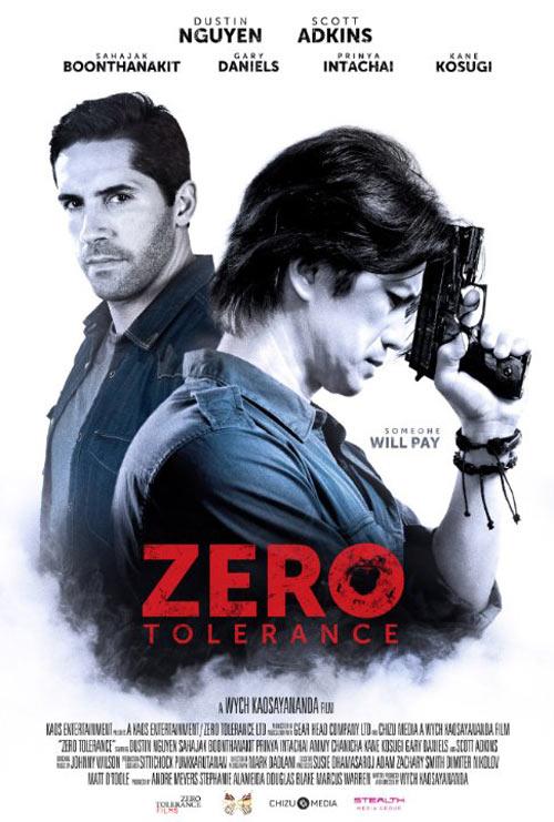 Zero Tolerance Poster #1