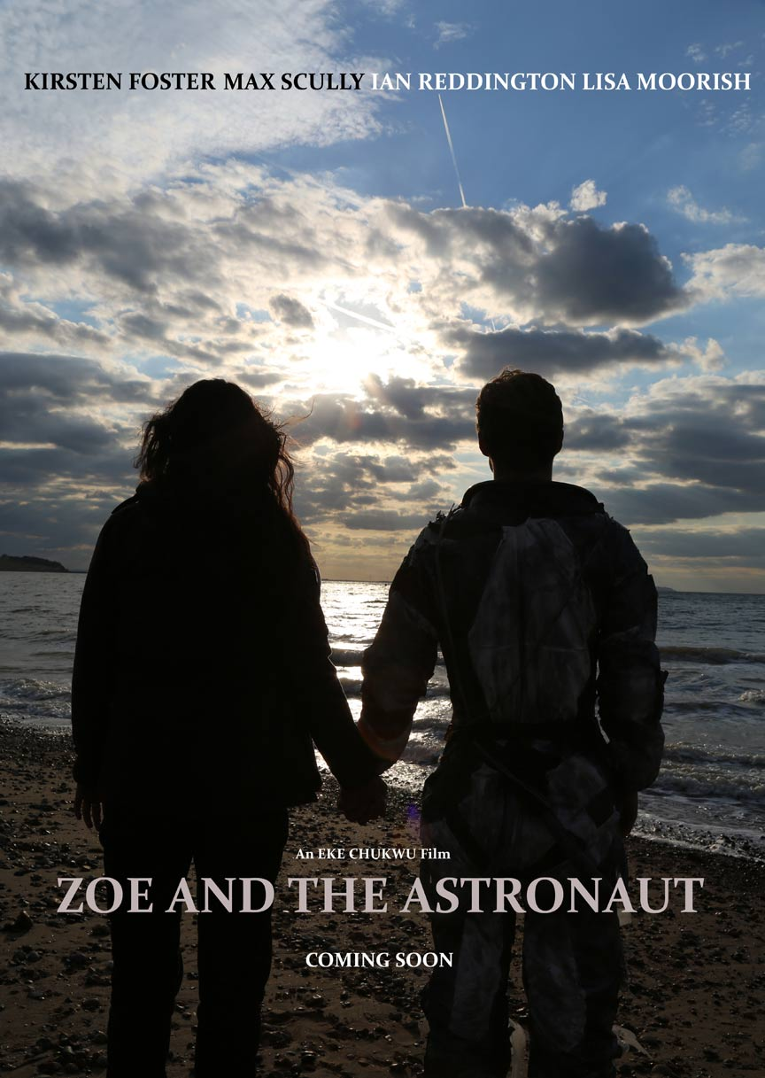 Zoe and the Astronaut Poster #1