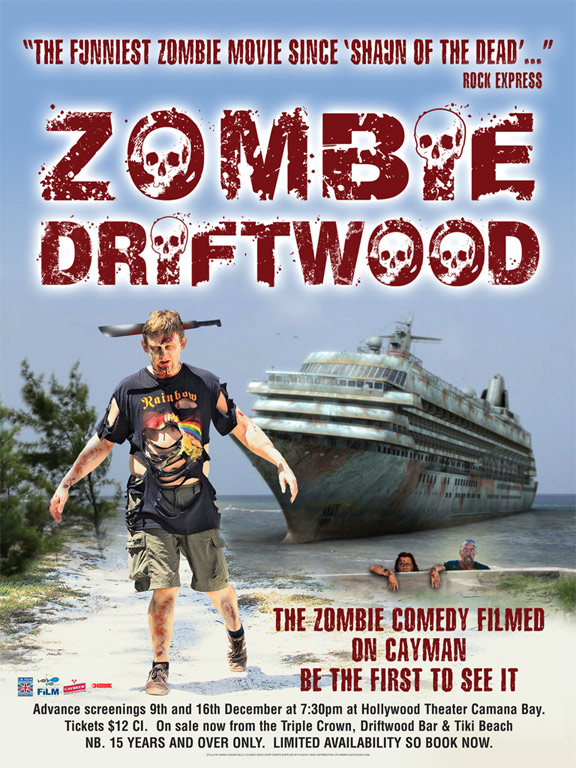 Zombie Driftwood Poster #2