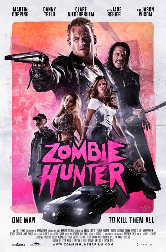 Zombie Hunter Poster #1