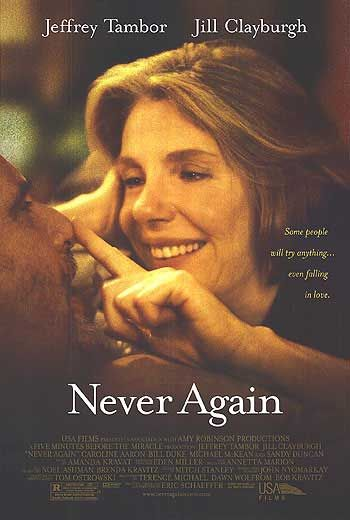 Never Again Poster #1