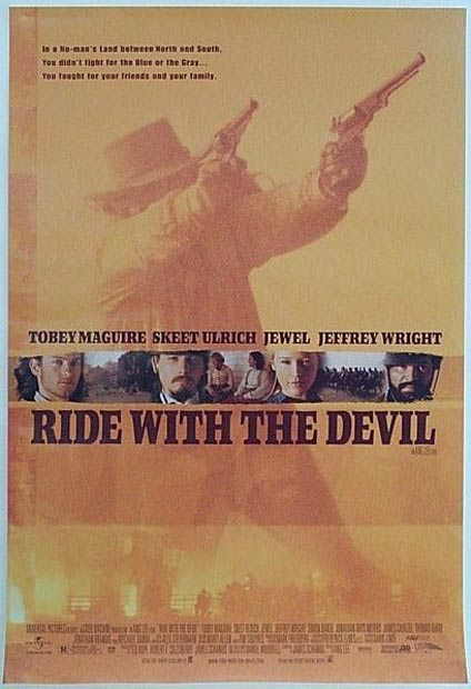 Ride With the Devil Poster #1