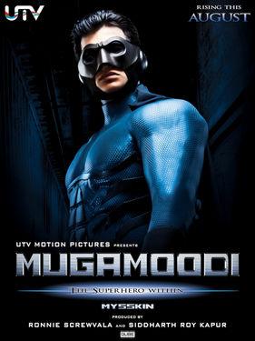 Mugamoodi Poster #1