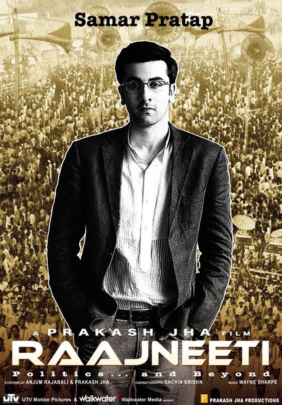 Raajneeti Poster #2