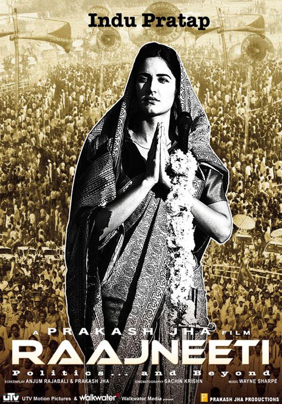 Raajneeti Poster #6
