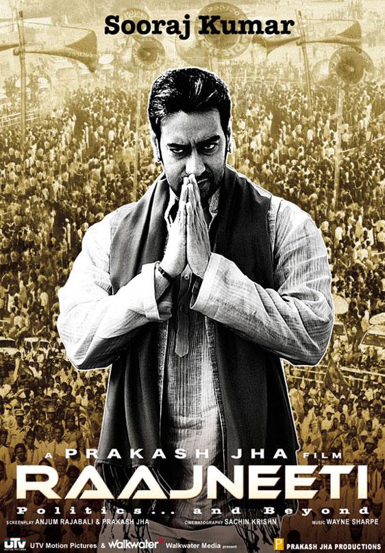 Raajneeti Poster #8
