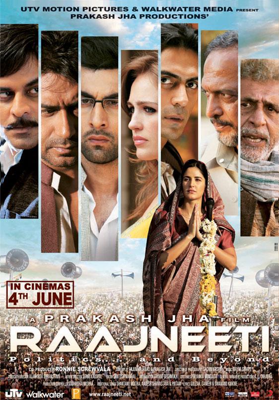 Raajneeti Poster #1