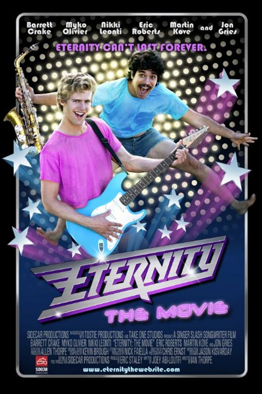 Eternity the Movie Poster #1