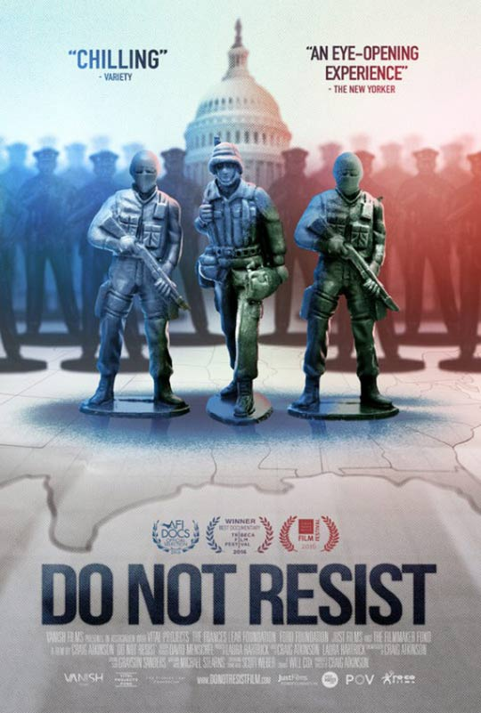 Do Not Resist Poster #2