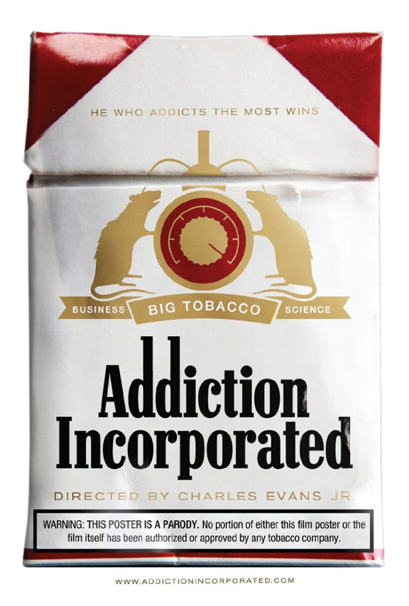 Addiction Incorporated Poster #1