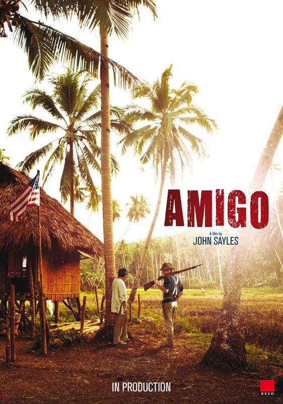 Amigo Poster #1