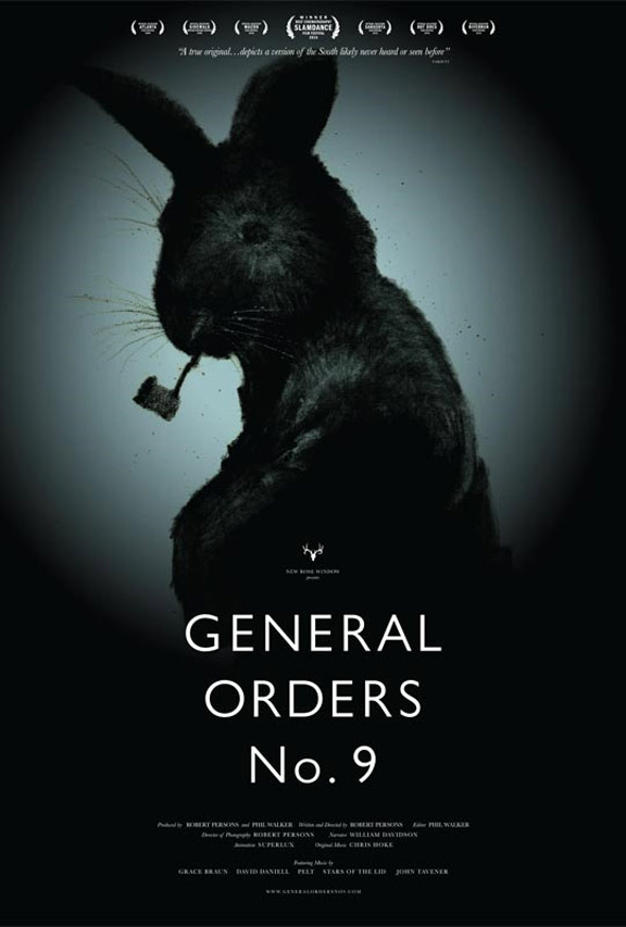 General Orders No. 9 Poster #2