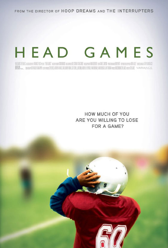Head Games Poster #1