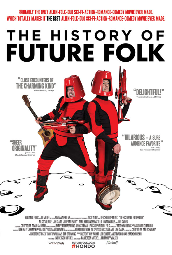The History of Future Folk Poster #2