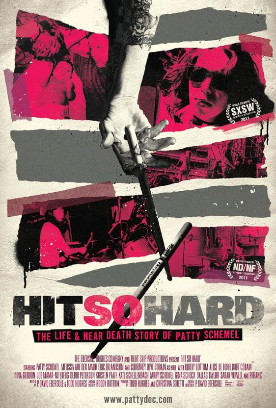 Hit So Hard Poster #1