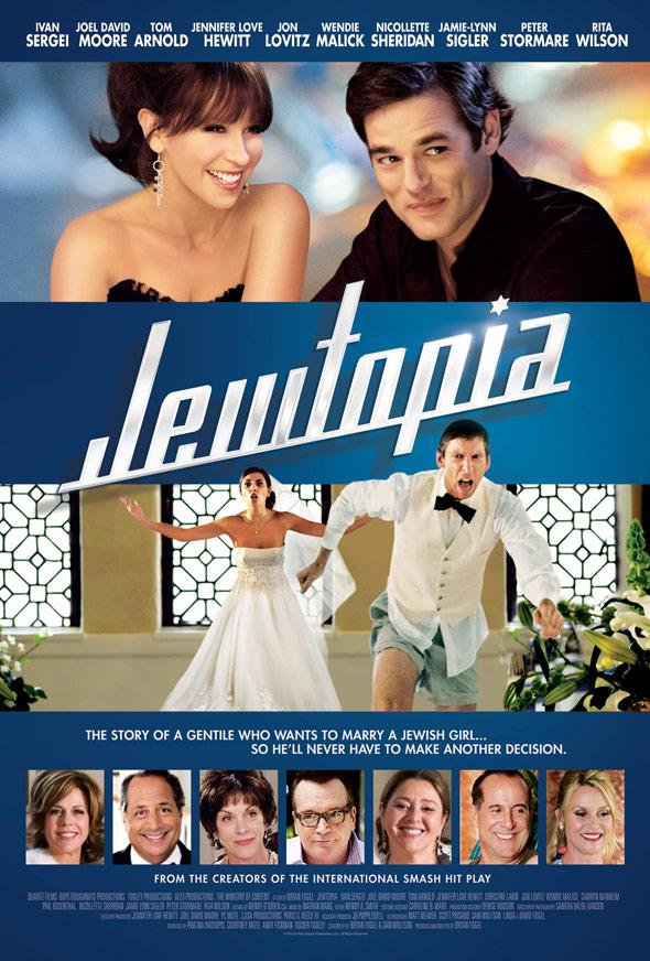 Jewtopia Poster #1